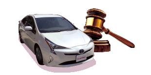 オークションの結果、売買成立となったら後日お車を引き渡し、売却代金を受け取ります。ユーカーパックが買取店から代わって受け取るのでトラブルもなく安心です。