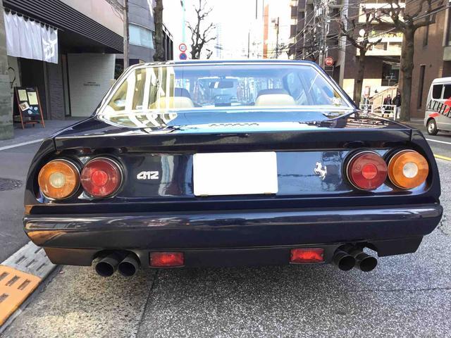 フェラーリ 412